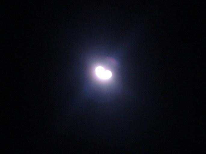 Heart Shaped Moon
