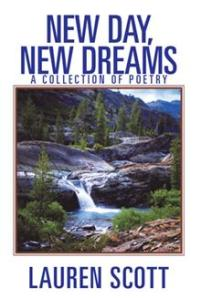 NEW DAY, NEW DREAMS BOOK COVER