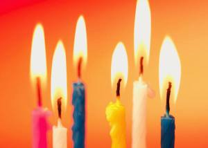 bday candles