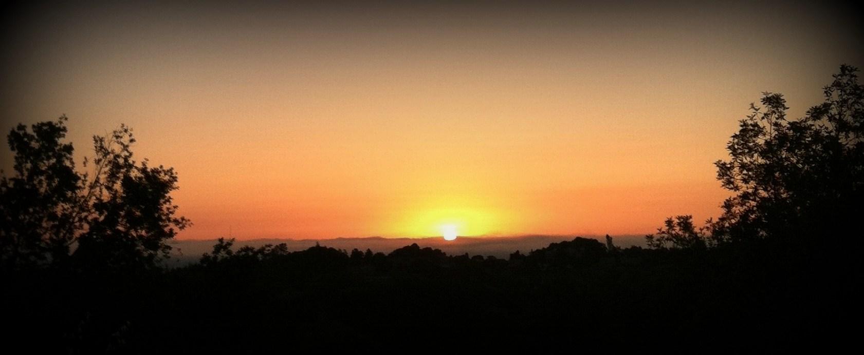 Sunrise by Michael