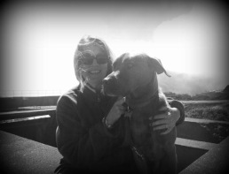 Copper and Lauren Marin Headlands June 2014