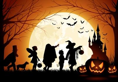 HalloweenTrickTreaters