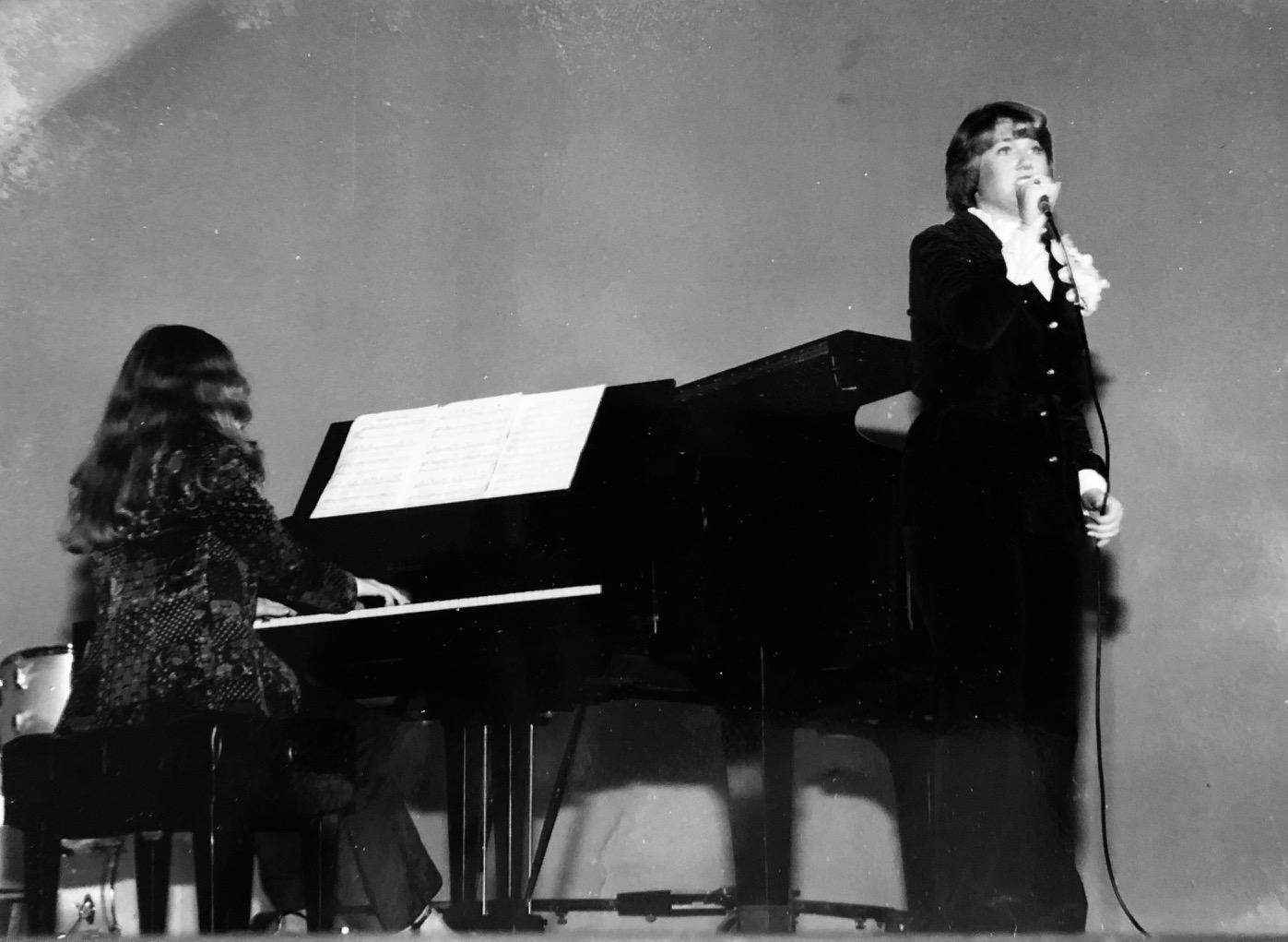 Lauren talent show 1979